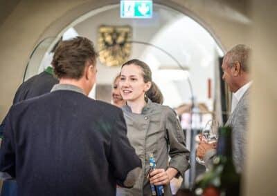 Madlen Hack Küchenchefin im Goldenen Adler Innsbruck