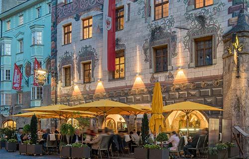 Jazz, Wine & Dine in Innsbruck
