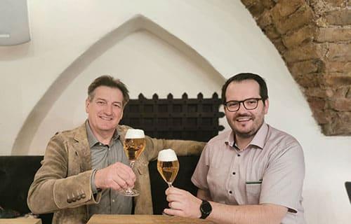 Bierverkostung und Wirtshauskuchl