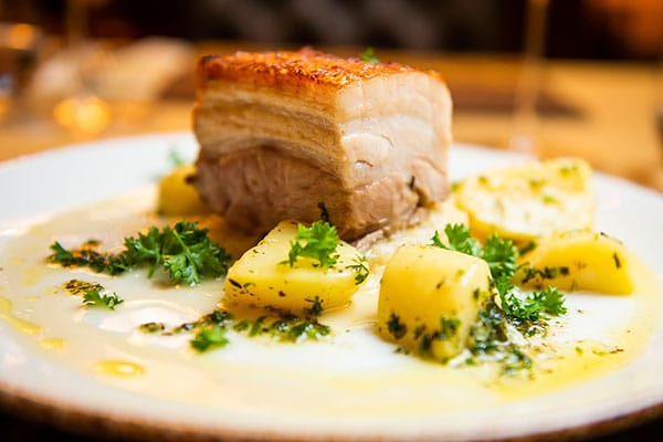 Restaurant in Innsbruck kocht mit regionalen Zutaten