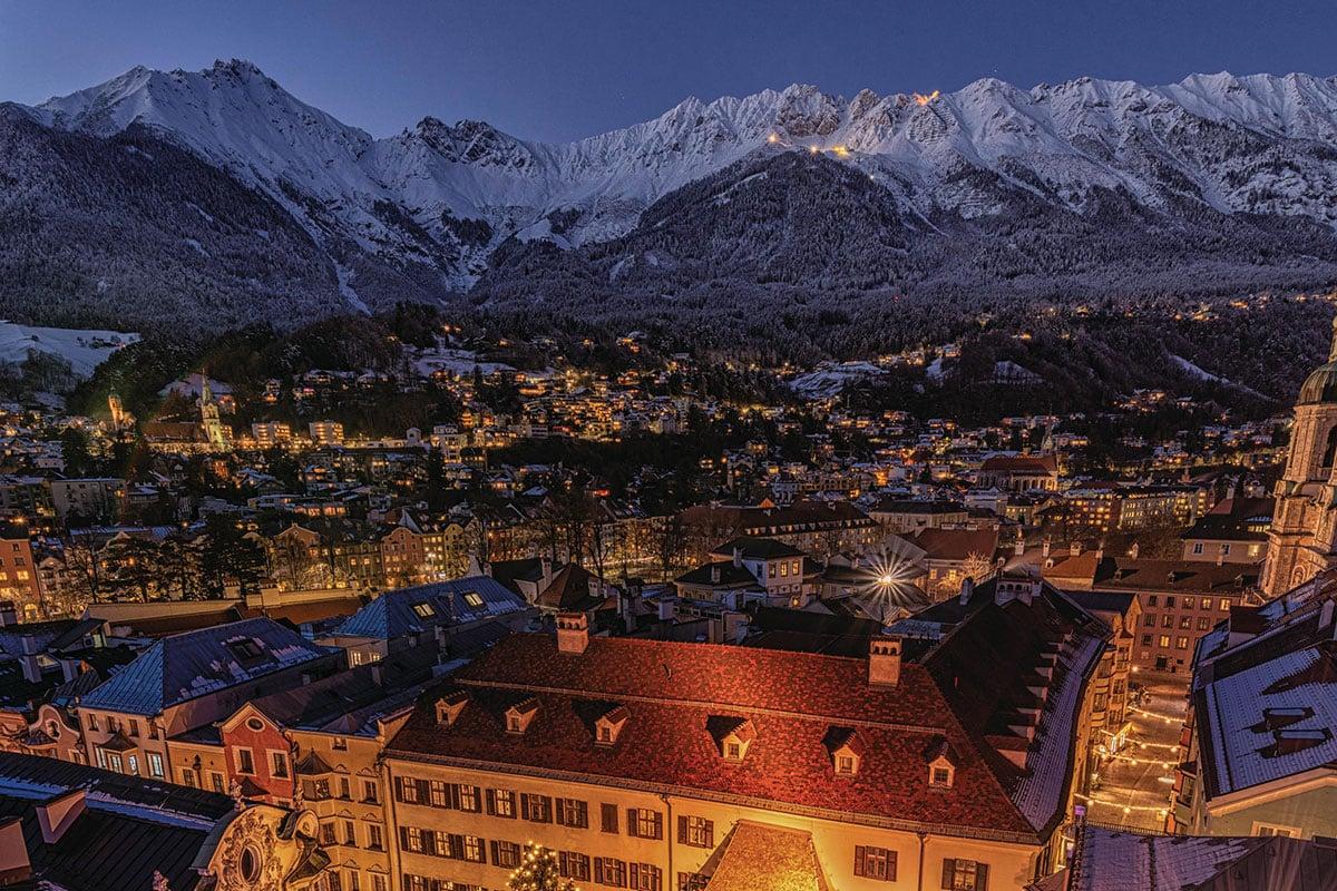 Innsbruck Nordkette und Altstadt