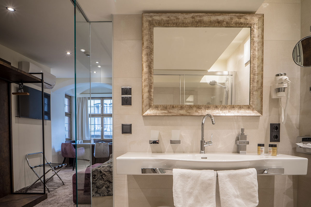 Zimmer Badezimmer