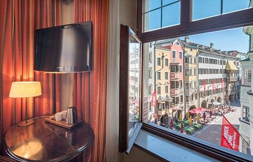 2 Übernachtungen in Innsbruck