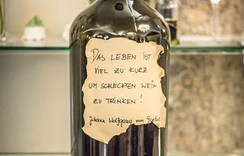 Winzer Event Big Bottle